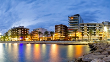 Property for sale in Torrevieja, Costa Blanca, Spain