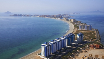 Property for sale in La Manga del Mar Menor, Spain