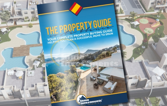 The Costa Blanca Property Guide, buying property in Spain