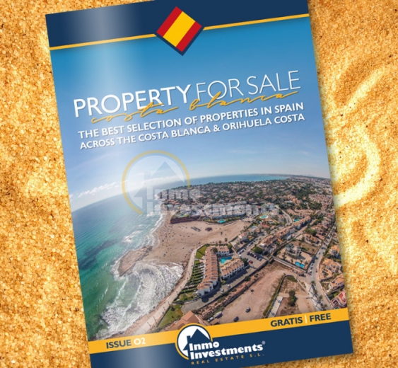 Costa Blanca Property for Sale magazine: out now