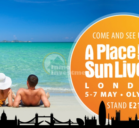 Get free tickets for A Place in the Sun Live 2017, London