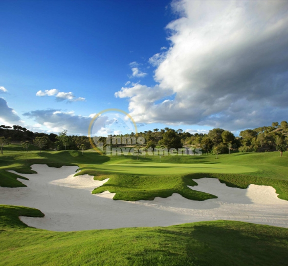 Las Colinas Golf y Country Club nominado para premio