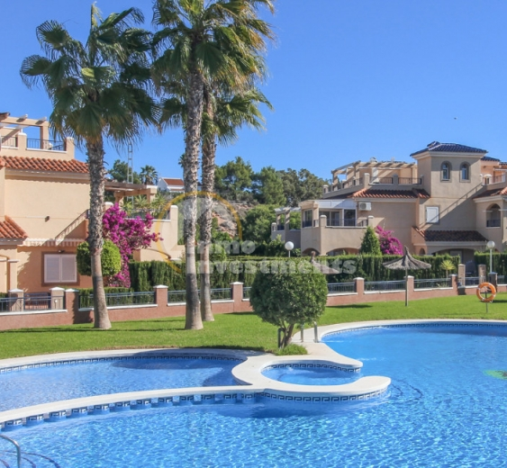 Residential communities on the Costa Blanca in Spain