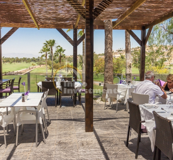 La Marquesa golf course, The Clubhouse Restaurant