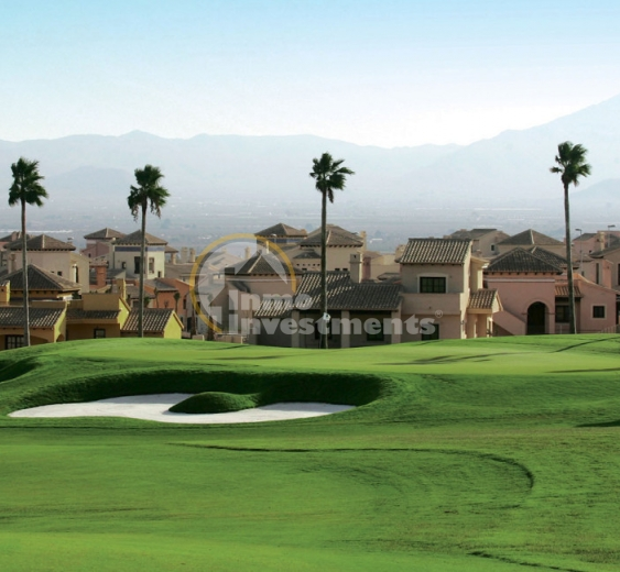 Luxury apartments at Hacienda Del Alamo Golf Resort