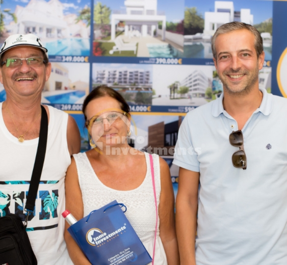 Property buyers choose the Costa Blanca´s Playa Flamenca