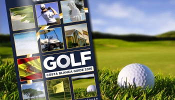 Costa Blanca golf courses in Spain, play Spanish golfing