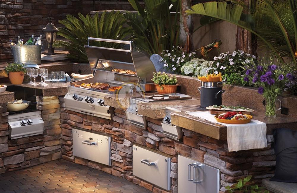 Sommerküchen Bilder : Costa blanca im freien kochen sommerküchen in