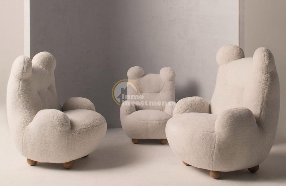 stylish furniture for living room. Pierre Yovanovitch: Goldilocks And The Three Bears Inspired Furniture Stylish For Living Room O