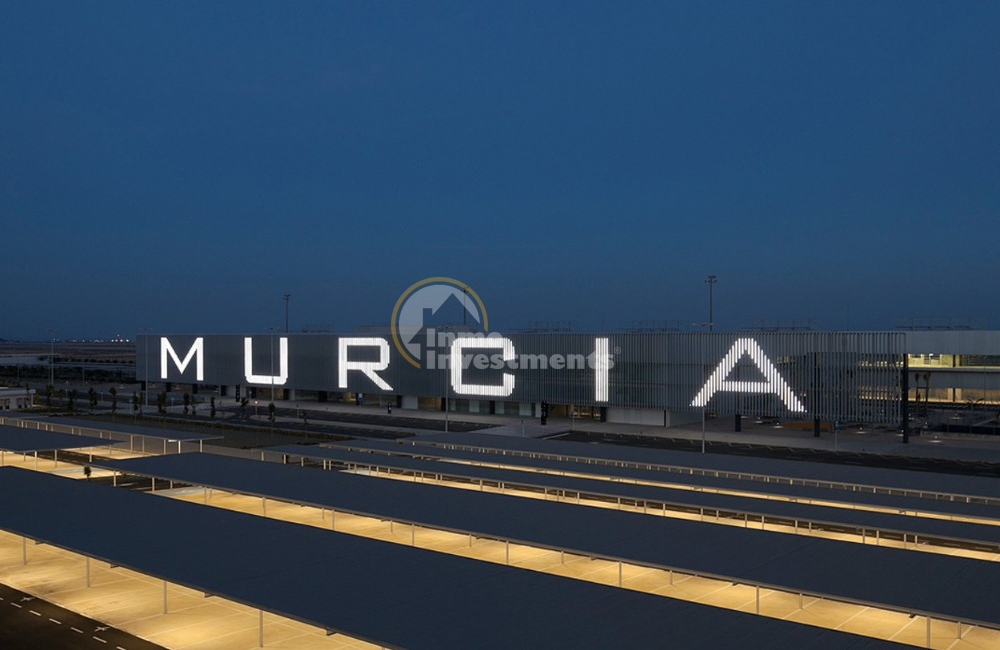 region de murcia corvera airport opens january 2019