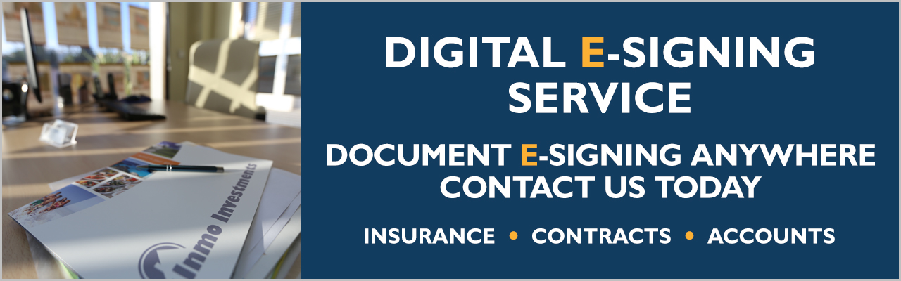 Legally compliant online Digital E-Signing for documents and contracts