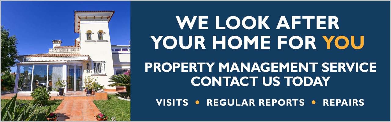 Property management service for homeowners on the Orihuela Costa