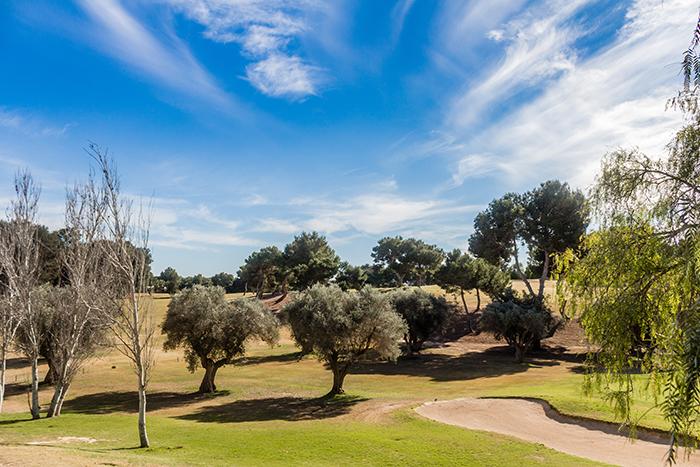 Costa Blanca golf: Campo de Golf Villamartin
