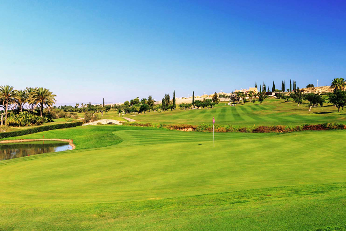 Costa Blanca golf: La Finca Golf and Spa Resort