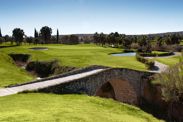Costa Blanca golf: La Finca Golf and Spa Resort