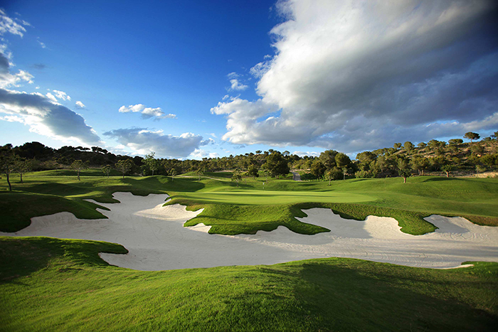 Costa Blanca golf: Las Colinas Golf and Country Club