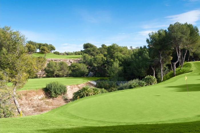 Costa Blanca golf: Las Ramblas Golf de Campoamor