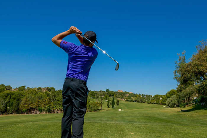 Costa Blanca golf: Real Club de Golf Campoamor Resort