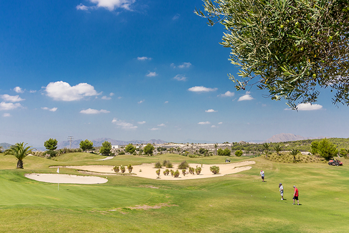 Costa Blanca golf: Vistabella Golf