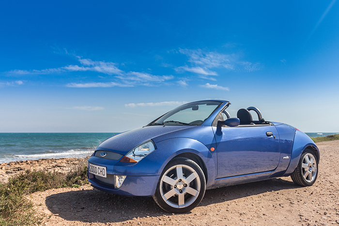 Ford StreetKa 1.6 Luxury, Punta Prima, Spain