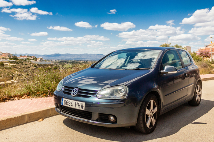 Volkswagen Golf 1.9TDi Sport, Ciudad Quesada, Spain
