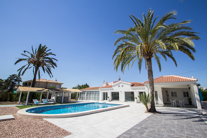 Torrevieja villa renovation, Costa Blanca, Spain