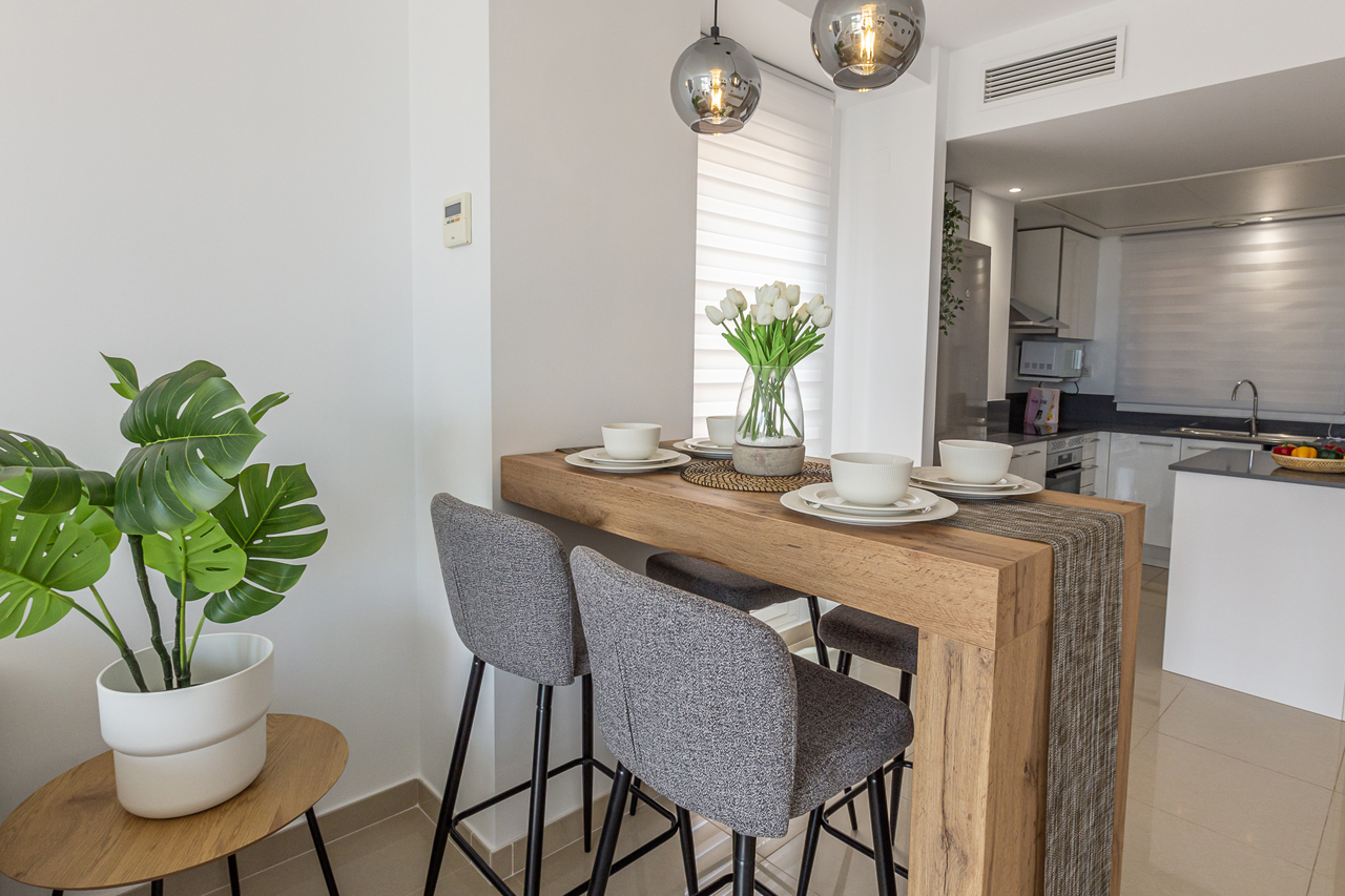 Costa Blanca home staging