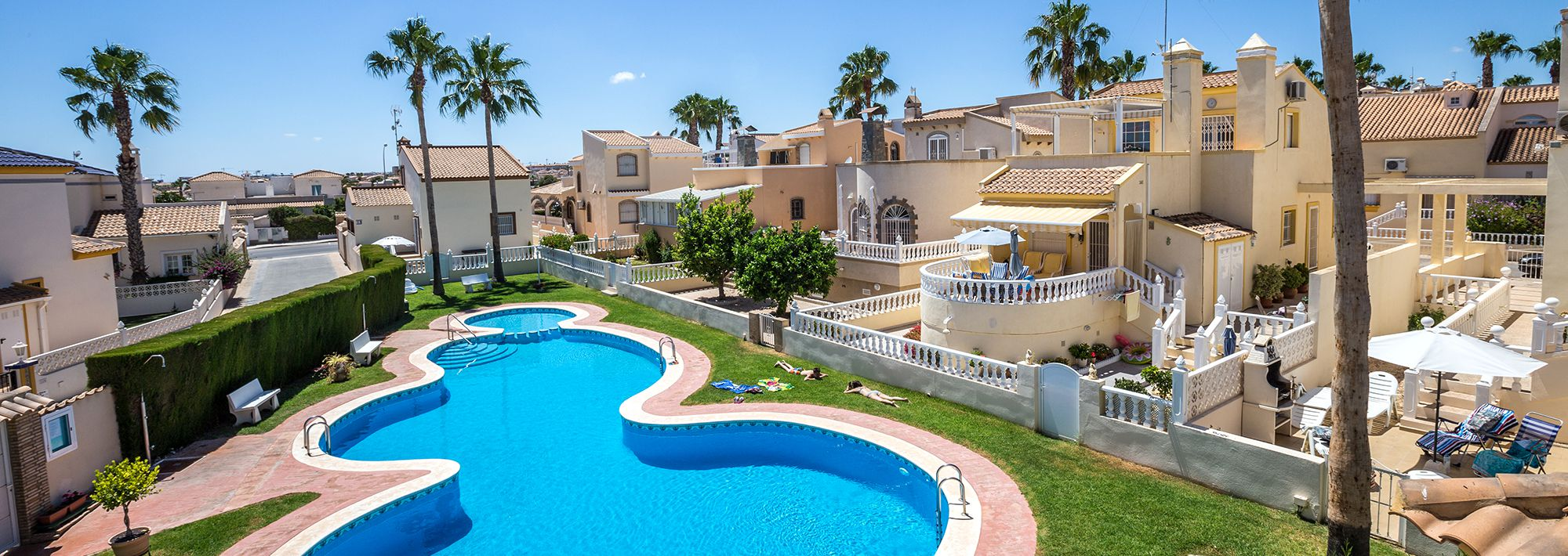 Villas, apartments, and property for sale in Costa Blanca