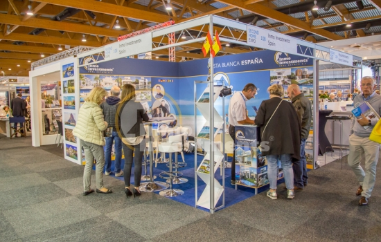 Second Home Expo 2016, Brussels Belgium
