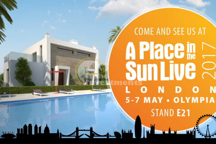 A Place in the Sun Live 2017 London Olympia, 5-7 May 2017