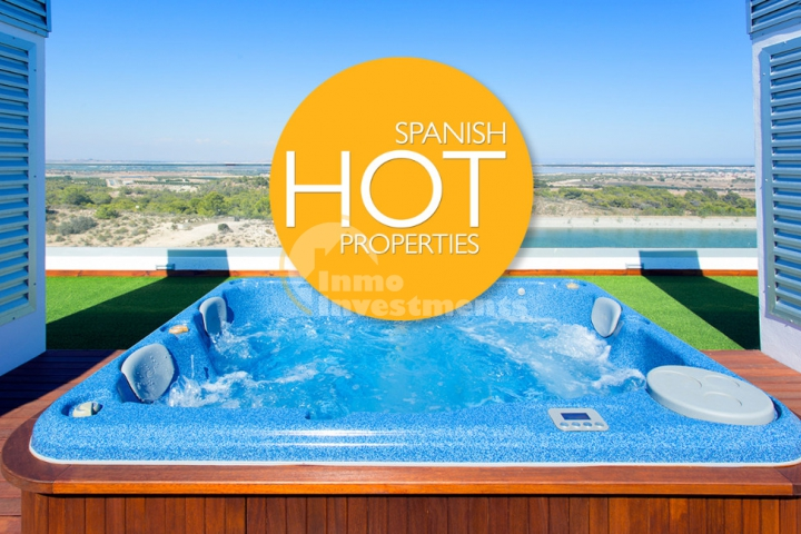 New build property, properties and Costa Blanca homes in Spain