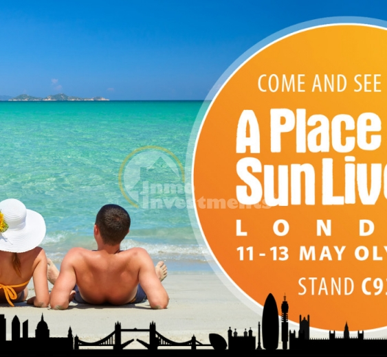 A Place in the Sun Live 2018, Londres Olympia, 11-13 Mayo 2018