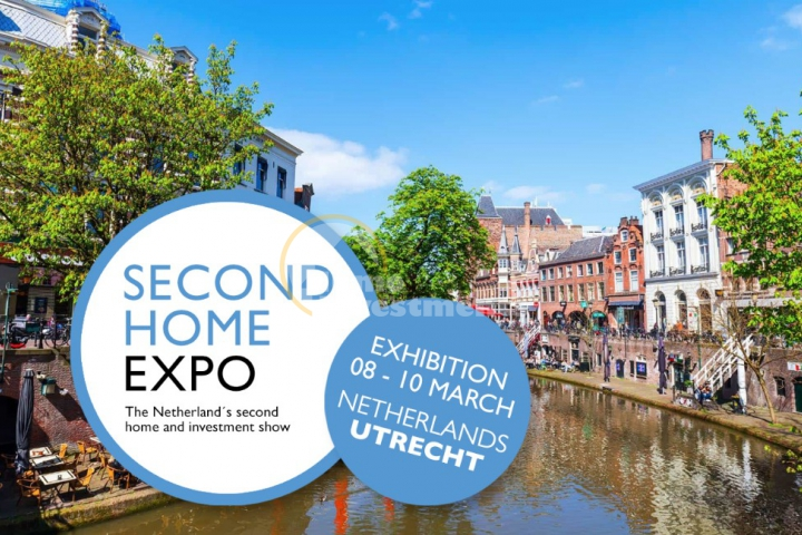 Second Home Expo 2019 Immobilienmesse in Holland