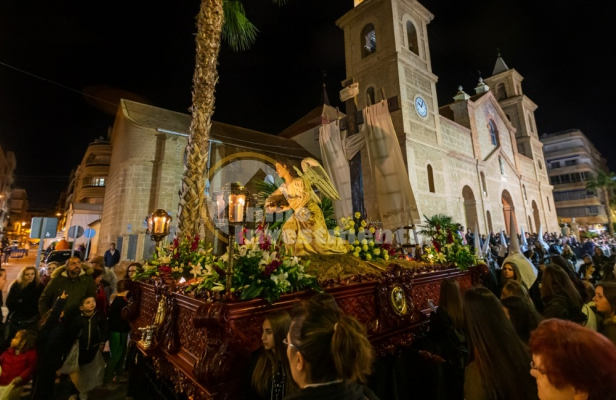 Easter parades on the Costa Blanca: processions in Torrevieja