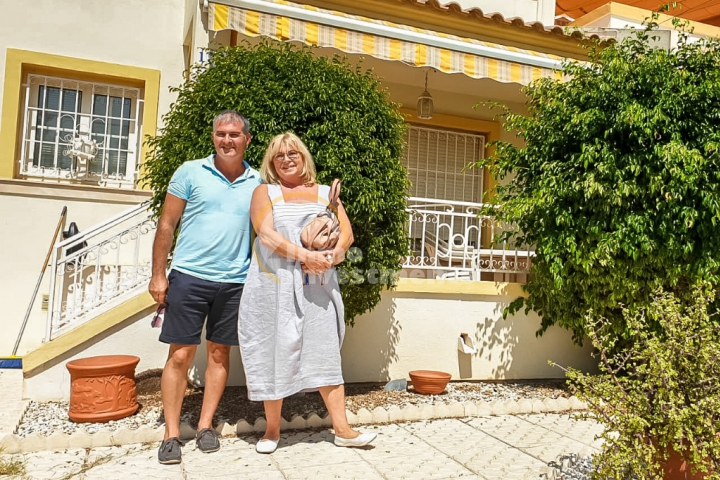 Another beautiful Costa Blanca property sold in Villamartin