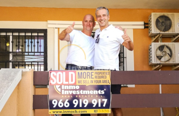 From Belgium to Los Altos: another property sold in Orihuela Costa
